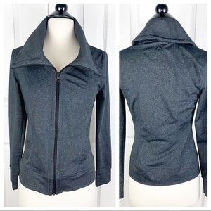 PRANA S Front Zip Workout Jacket